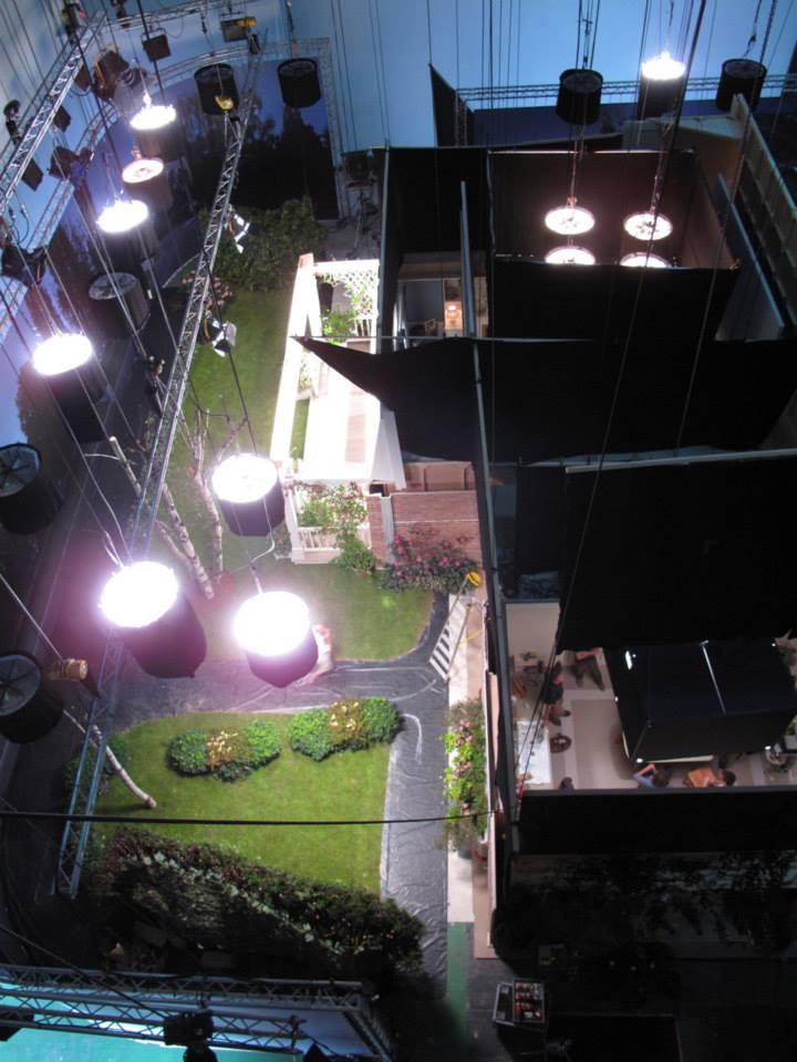 Dans la Maison Francois Ozon Studios de Bry