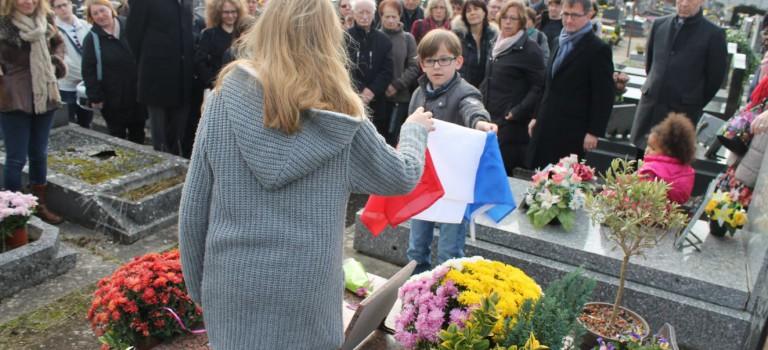 Hommage à Jean-Louis Cohen, ancien maire d'Ablon-sur-Seine