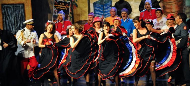 Opérette: la Périchole au théâtre de Saint-Maur