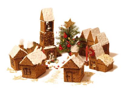 Marché de Noël et feu d'artifice à Fresnes