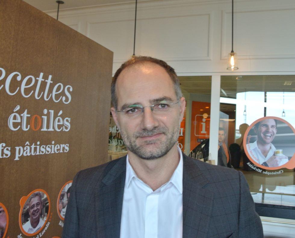 """Nous avions deux objectifs :  développer la diversité de l'offre et raconter des histoires parisiennes"""", explique Mathieu Daubert, directeur des commerces d'Aéroports de Paris."""