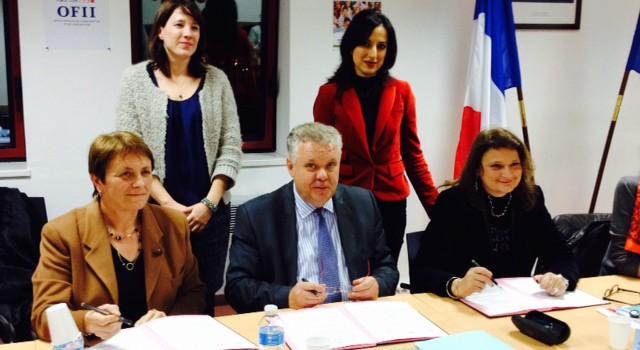 Convention pour mieux lutter contre les violences conjugales des femmes migrantes