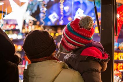Marché et animations de Noël à Villeneuve-le-Roi