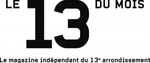 logo 13 du mois
