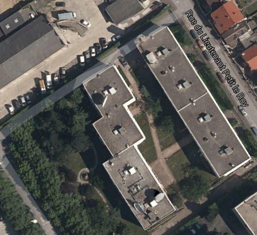 148 rue du lieutenant Petit Leroy Chevilly Image Google Earth
