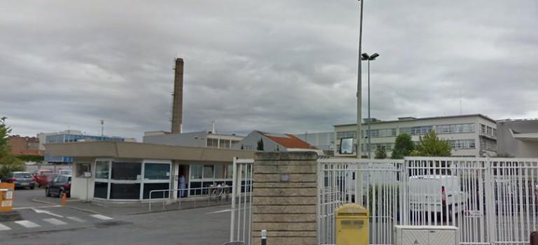 Grève et manif des salariés Cenexi à Fontenay