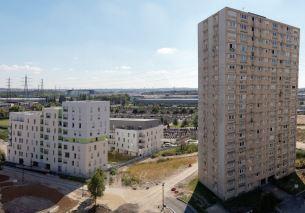 Rénovation urbaine à Alfortville : les trois tours de Chantereine seront démolies