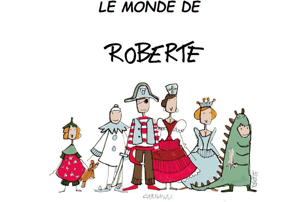 Roberte du Chastaingt, illustratrice, professeur d'arts appliqués au Lycée Paul Bert de Maisons-Alfort,présente actuellement une soixantaine d'illustrations.