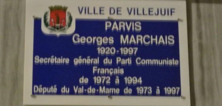 Villejuif, la place Georges Marchais renaît, après la décision du Tribunal