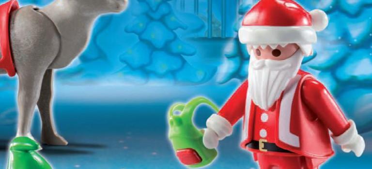 Ateliers créatifs de Noël au Playmobil Funpark