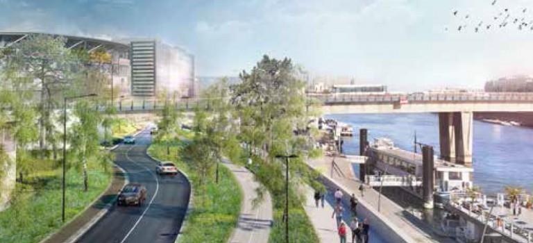 Tout savoir sur le futur chantier de la RD19 à Ivry-sur-Seine