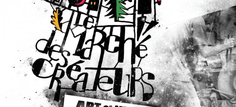 Marché de Noël des créateurs à Villejuif