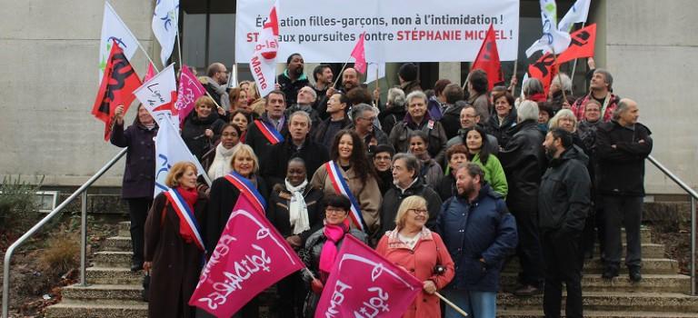 Condamnation en diffamation confirmée pour l'élue Fcpe à Fontenay-sous-Bois