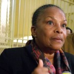 Christiane Taubira Prison Fresnes 14 janvier 2015 photo 94 Citoyens