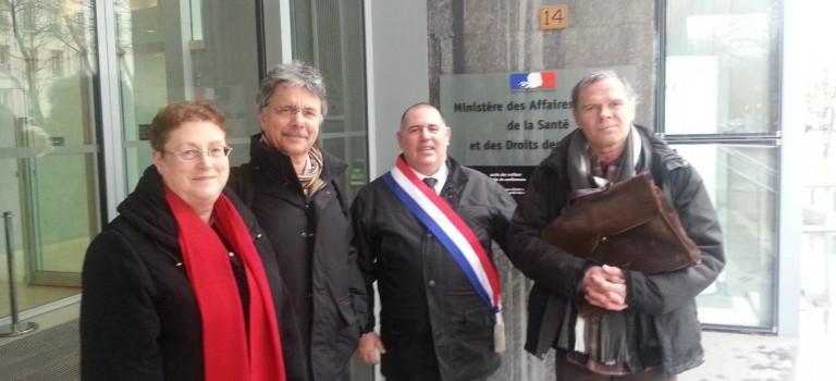 Suppression des points CAF et sécurité sociale: les élus éconduits au ministère