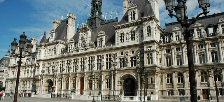 Rassemblement de soutien à Paris aux grévistes de la Sita de Vitry