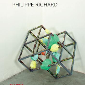 """""""Refaire surface"""" expo de Philippe Richard à Vitry-sur-Seine"""