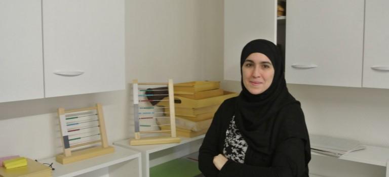 La première maternelle musulmane Montessori d'Ile de France pousse à Champigny