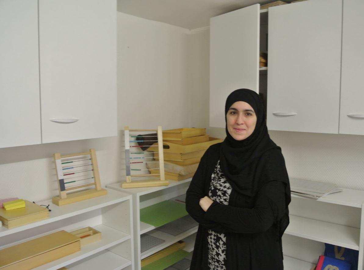a2dc6a524acb La première maternelle musulmane Montessori d Ile de France pousse à  Champigny   94 Citoyens