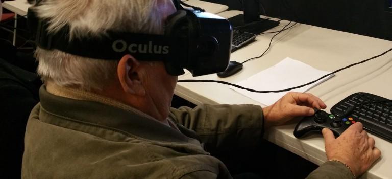 Logement social : la réalité virtuelle pour rassurer les habitants