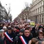 Manif Charlie 11 janvier