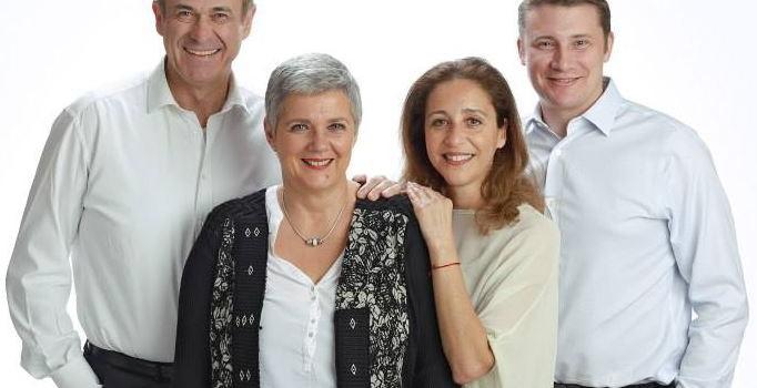 Jacques Leroy et Anne Auvrignon candidats Nous Citoyens à Saint-Maur
