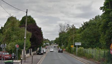 Sécurité routière sur la RD111 : zones 30 et nouveaux aménagements