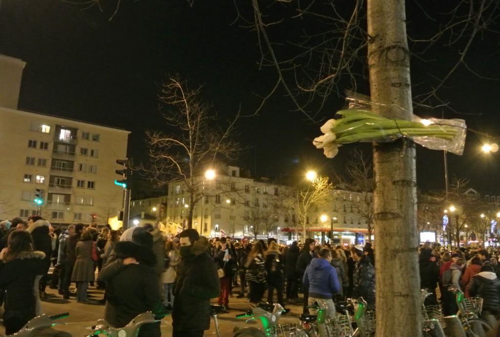 Porte de Vincennes dimanche soir