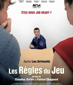 Ciné-débat autour du documentaire «Les règles du jeu» à Arcueil