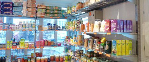 Collecte alimentaire pour le ColiBry