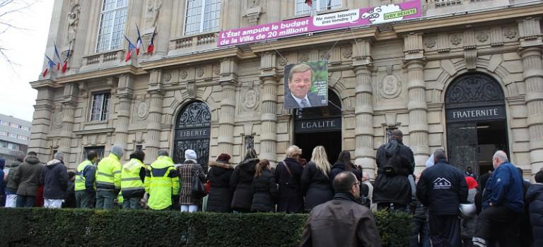Hommage massif et spontané après le décès de Pierre Gosnat