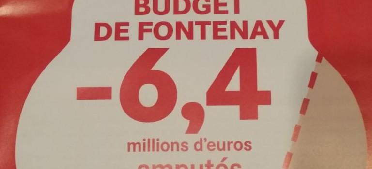 Fontenay prépare son budget 2015 et part en campagne contre la baisse des dotations