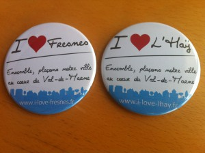 Badges Fresnes Lhay