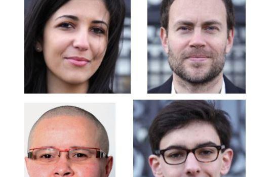 Sarah Benbelkacem et Jérôme Giblin candidats MRC-PS-PRG au Kremlin-Gentilly