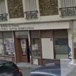 Bourse au travail Villejuif Credit Google Street Map