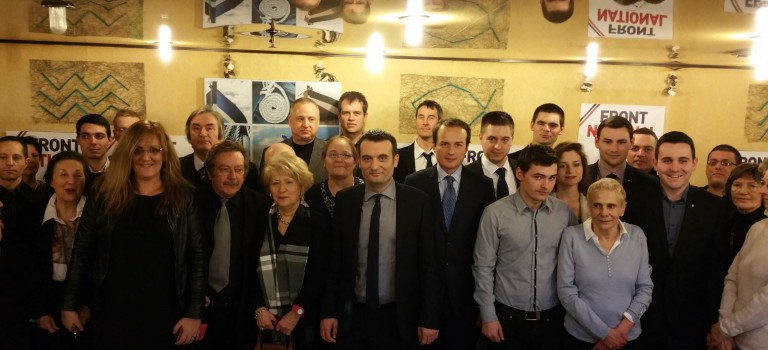 Liste des candidats FN aux départementales 2015 en Val de Marne