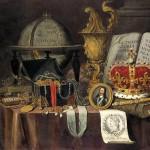 Collier Evert. Vanité. 1705. Coll. privée. jpg