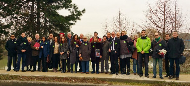 Elections départementales : EELV part motivé dans le Val de Marne