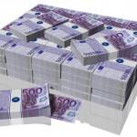 Euros € 500 mazzette © massimo_g - Fotolia
