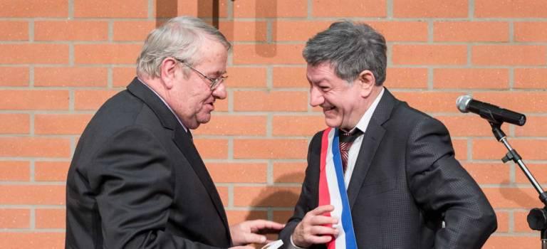 Jean-Claude Kennedy, nouveau maire de Vitry-sur-Seine
