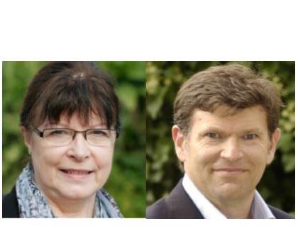 Marc Arazi et Lysiane Brasset candidats dans le canton de Nogent-sur-Marne