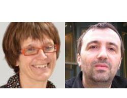 Murielle Michon et Christophe Mathieu candidats à Fontenay-Vincennes