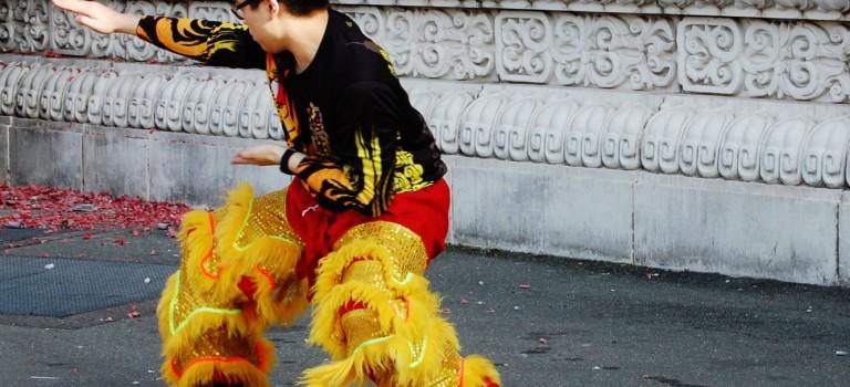 Le Nouvel An Chinois à Alfortville en images