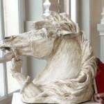 Sculpture Michele Mercier