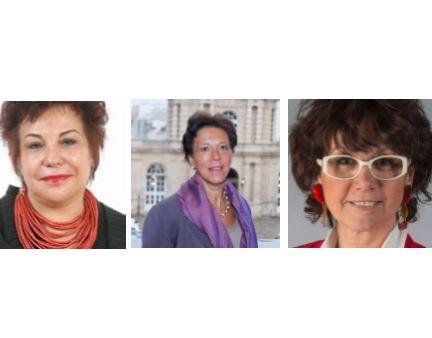 Les sénatrices du Val de Marne questionnent les ministres