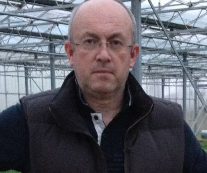 Stéphane Cosse, maraîcher à Périgny: des marchés aux casiers