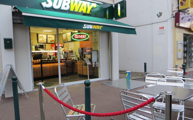 Subway Nogent sur Marne
