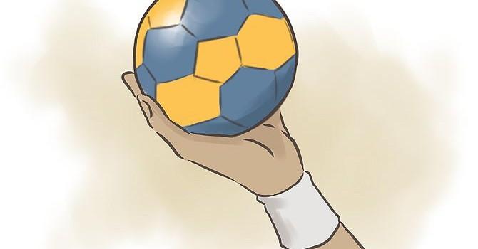 Championnat de France de handball moins de 18 ans  à Créteil