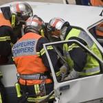 pompiers sur accident de la route-20