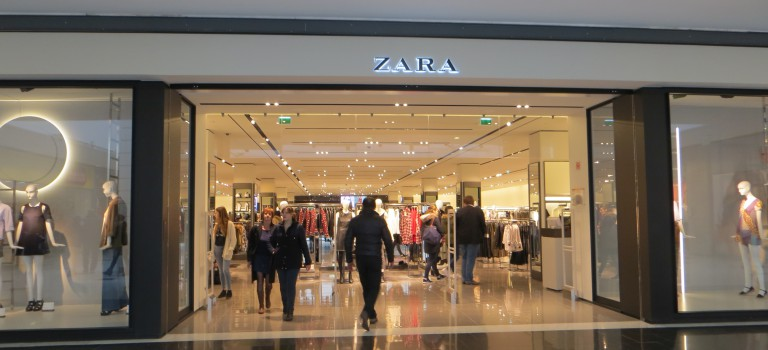 Le nouveau grand Zara plébiscité à Créteil soleil